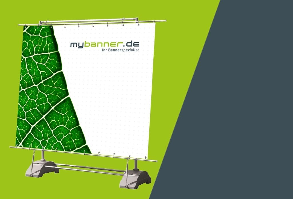 Outdoor Bannersystem Horizon