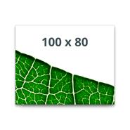 Foto-Leinwand mit Keilrahmen 100 x 80 cm