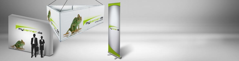 Erfolgreich werben: Unsere Displaysysteme