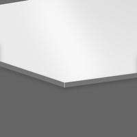 Acrylglasplatten Acrylglasplatte 3 mm - mit Weißdruck