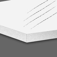 Aluminiumverbundplatten 300µ Steinschlagfolie beidseitig