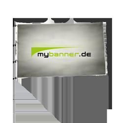 Werbefahnen im Digitaldruck Fahne 200 x 120 cm