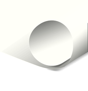 Freistehender Business Spannrahmen 150 g/m² PVC Backlit