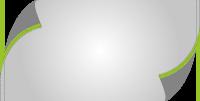 Canvas Banner (Leinenstoff) Flausch / Klettband links und rechts