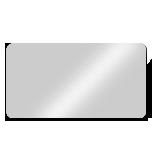 Acrylglasplatten Gerundete Ecken