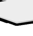 Hartschaumplatten 2 mm Hartschaumplatte