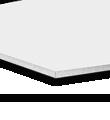 Hartschaumplatten 3 mm Hartschaumplatte