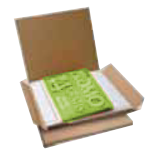 Displayaufsteller Premium ab 50 Stück Im Einzekarton inkl. Etikett