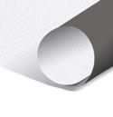 Wandspannrahmen 260 g/m² Textil-Blockout B1 (schwarze Rückseite)