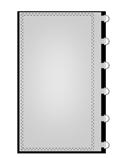 Werbefahnen im Siebdruck D-Ringe rechts