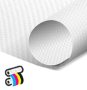 Café Barriere 650 g/m² PVC Blockout - beidseitiger Druck