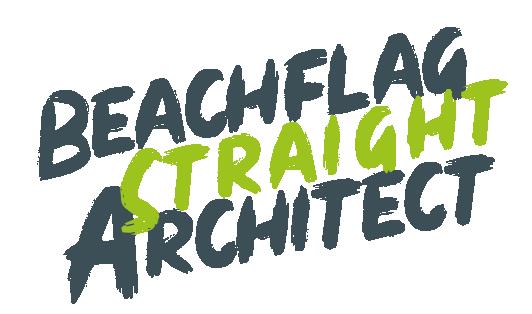 Beachflag Straight Architect