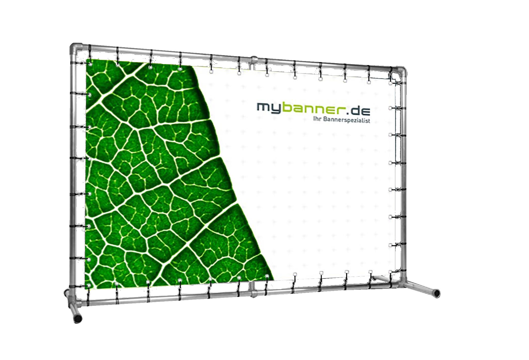 Rahmensystem für Banner Produktbild