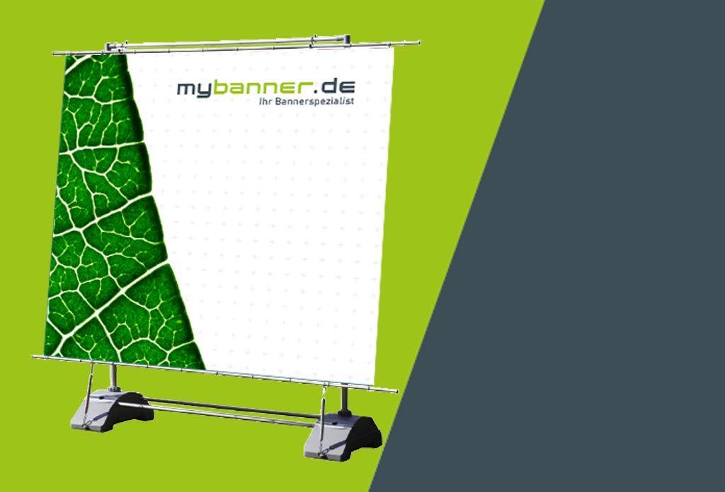 MyBanner Outdoor Bannersystem Horizon