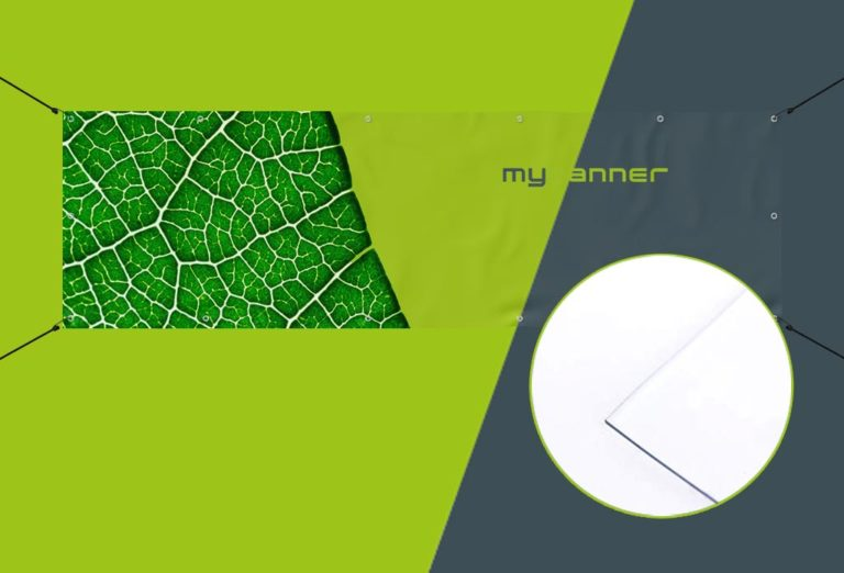 MyBanner Transparenter Banner